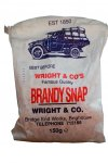 Wright & Co, Brandy Snap Curls 150g