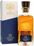 The Nikka 12 Years Old - Boxed