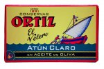 Ortiz Yellowfin Tuna Fillets