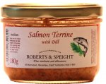 Salmon Terrine with Dill 180g jar
