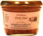 Farmhouse Pork Pate180g jar