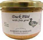 Duck Pate with Foie Gras