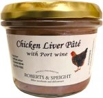 Chicken Liver Pate with Port wine 180g jar