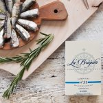 La Brujula Small Sardines In Olive Oil