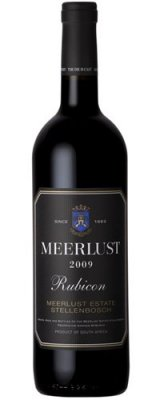 Meerlust Estate Rubicon 2016