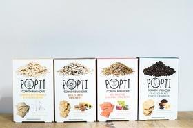 Popti Crackers: Beetroot & Caraway Crackers