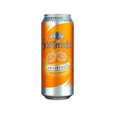 Schofferhofer Wheat Beer & Grapefruit Mix