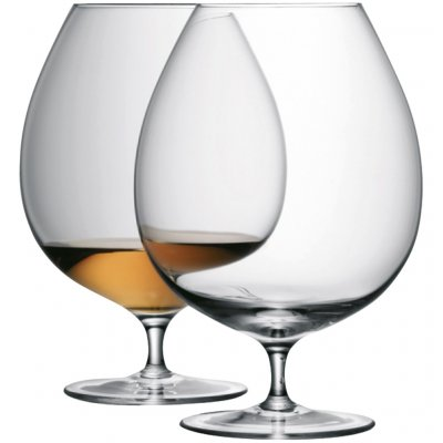 LSA BAR Brandy Glass